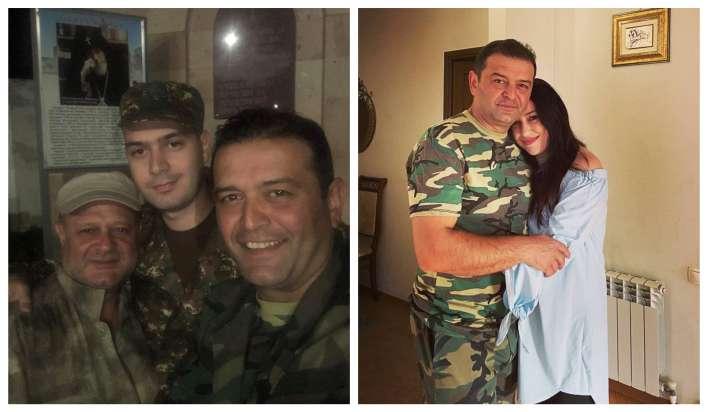 Արսեն Սաֆարյանը մեկնել է Արցախ (լուսանկարներ)